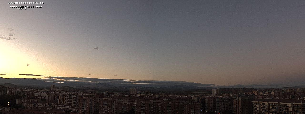 Webcam Logroño sur
