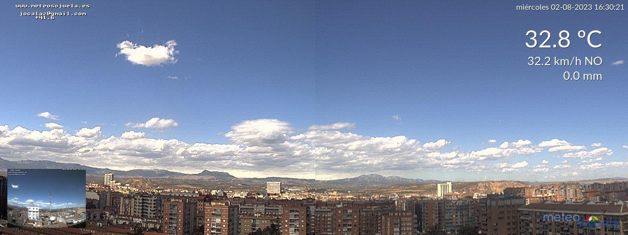 Webcam Logroño