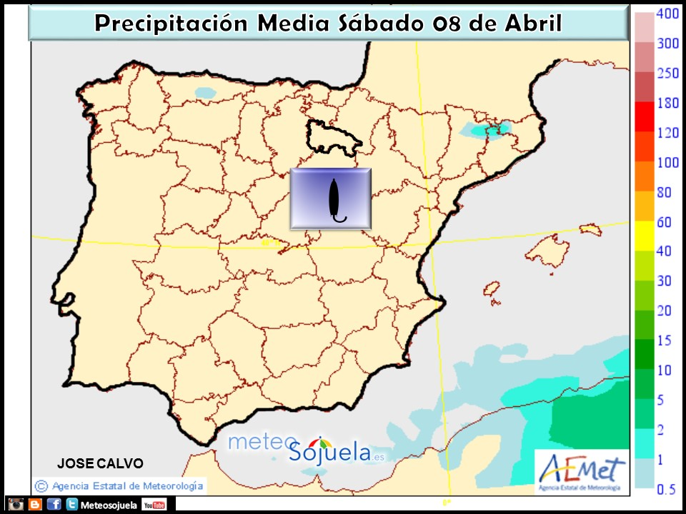 Mapa pcp tiempo logroño larioja josecalvo meteosojuela