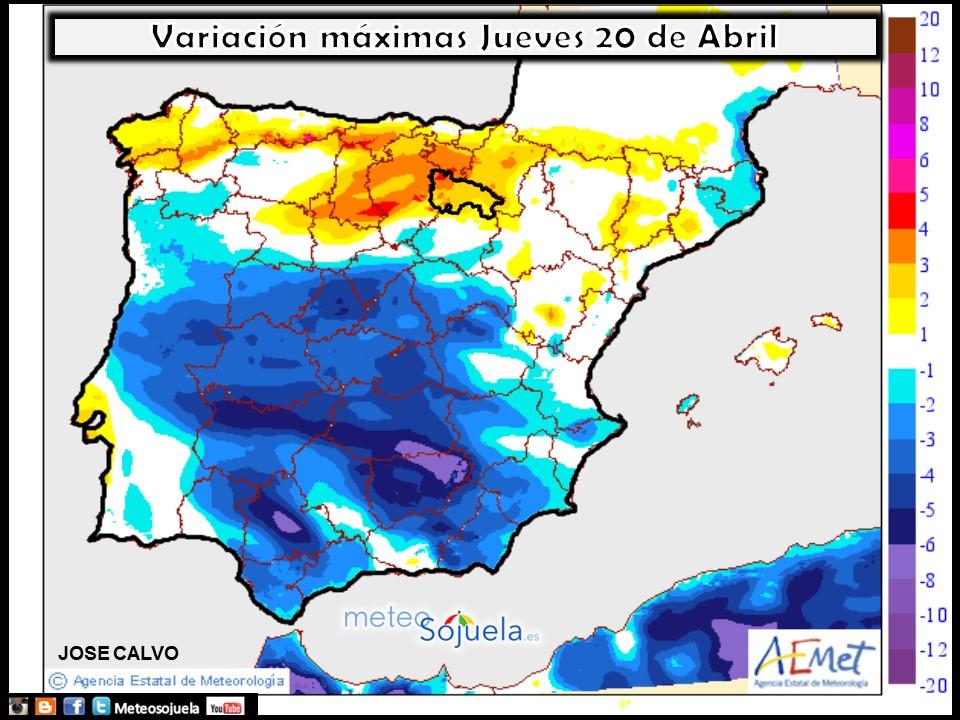 mapa lluvia tiempo logroño larioja josecalvo meteosojuela