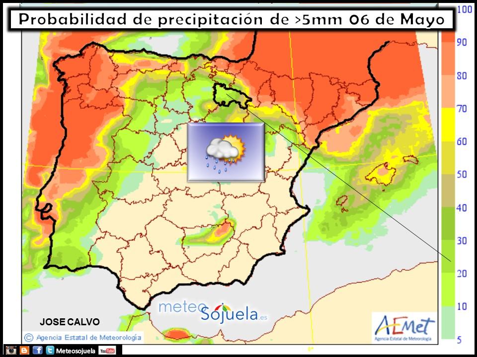 mapa precipitación tiempo logroño josecalvo meteosojuela