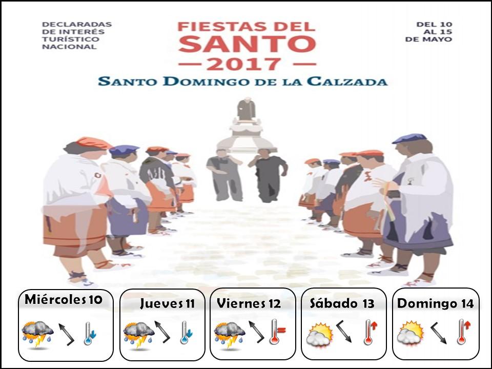 cartel fiestas santo domingo josecalvo meteosojuela