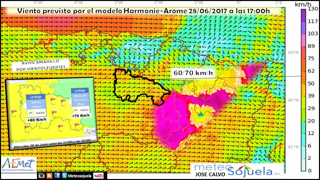 mapa viento tiempo larioja josecalvo meteosojuela