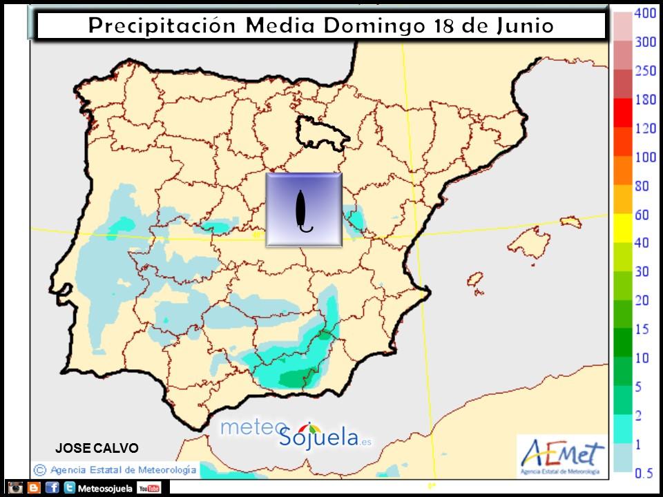 mapa lluvia tiempo larioja josecalvo meteosojuela