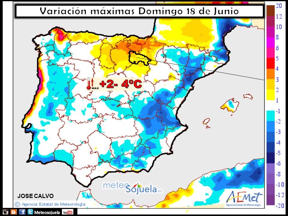 mapa temperatura tiempo larioja josecalvo meteosojuela