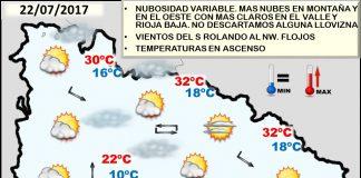 mapa temperatura meteo tiempo larioja, josecalvo meteosoejuela