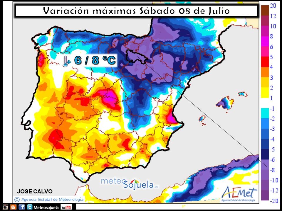 mapa precipitacion tiempo logroño larioja josecalvo meteosojuela