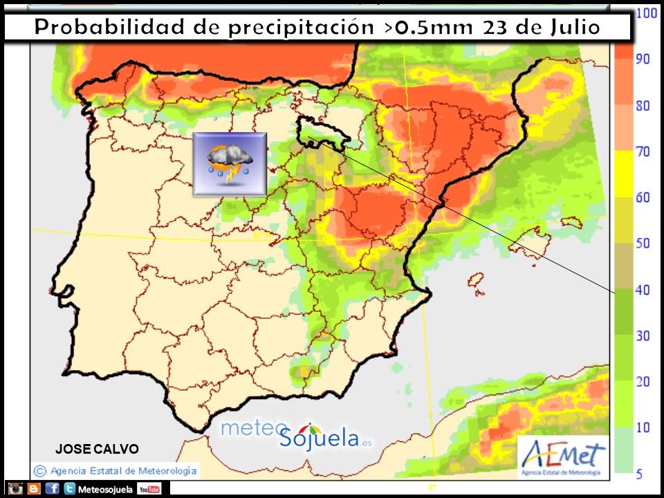 mapa precipitacion meteo tiempo larioja josecalvo meteosojuela