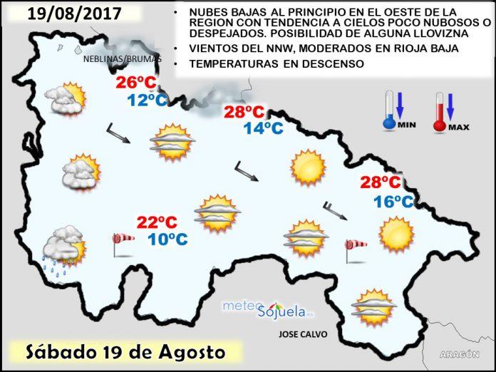 tiempo,larioja,mapa temperaturas,meteo,josecalvo,meteosojuela