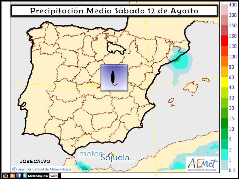 tiempo,larioja,mapa precipitaciones, josecalvo,meteorologia meteo,meteosojuela