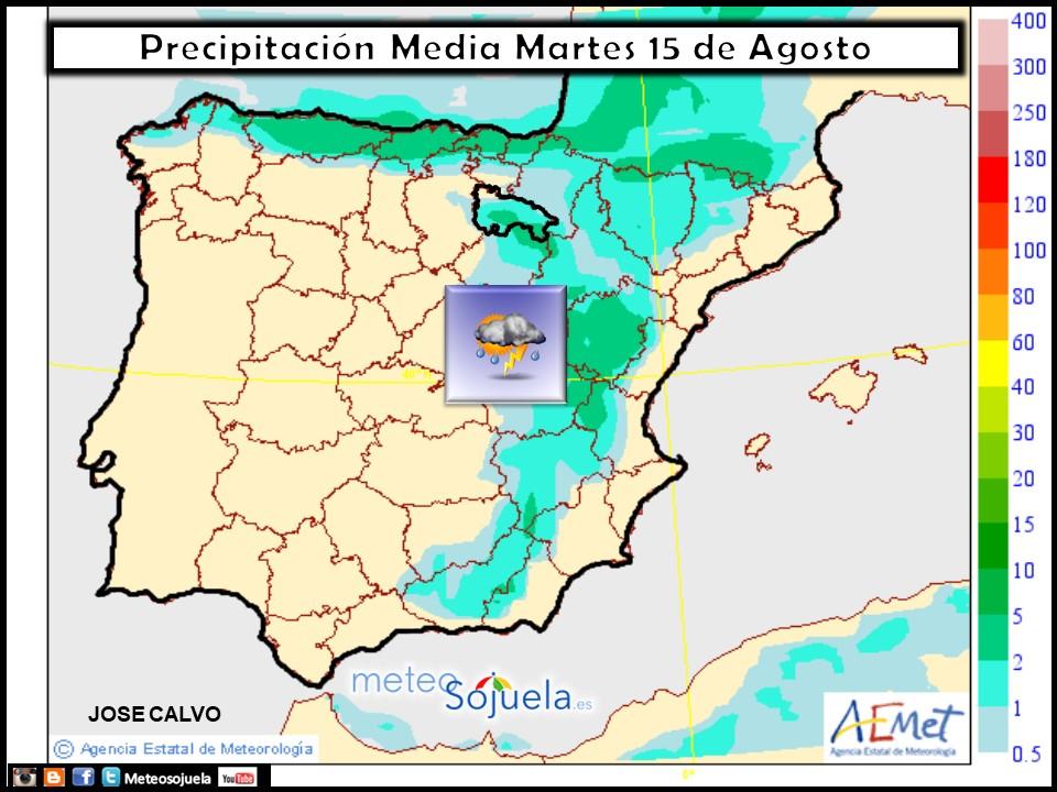tiempo,larioja,mapa precipitaciones,josecalvo,meteo meteosojuela,meteorologia