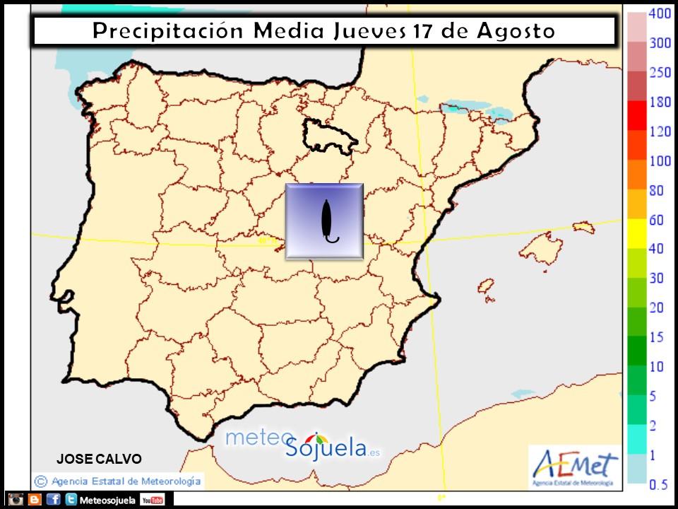 tiempo,larioja,mapa precipitaciones, josecalvo,meteo,meteosojuela