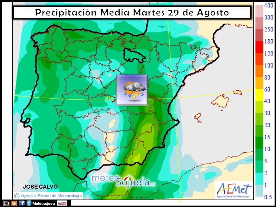 tiempo,larioja,josecaavo,meteosojuela,mapas precipitacion