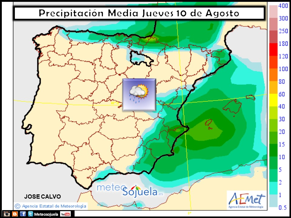 tiempo,larioja,mapa precipitaciones,josecalvo,meteo,meteosojuela