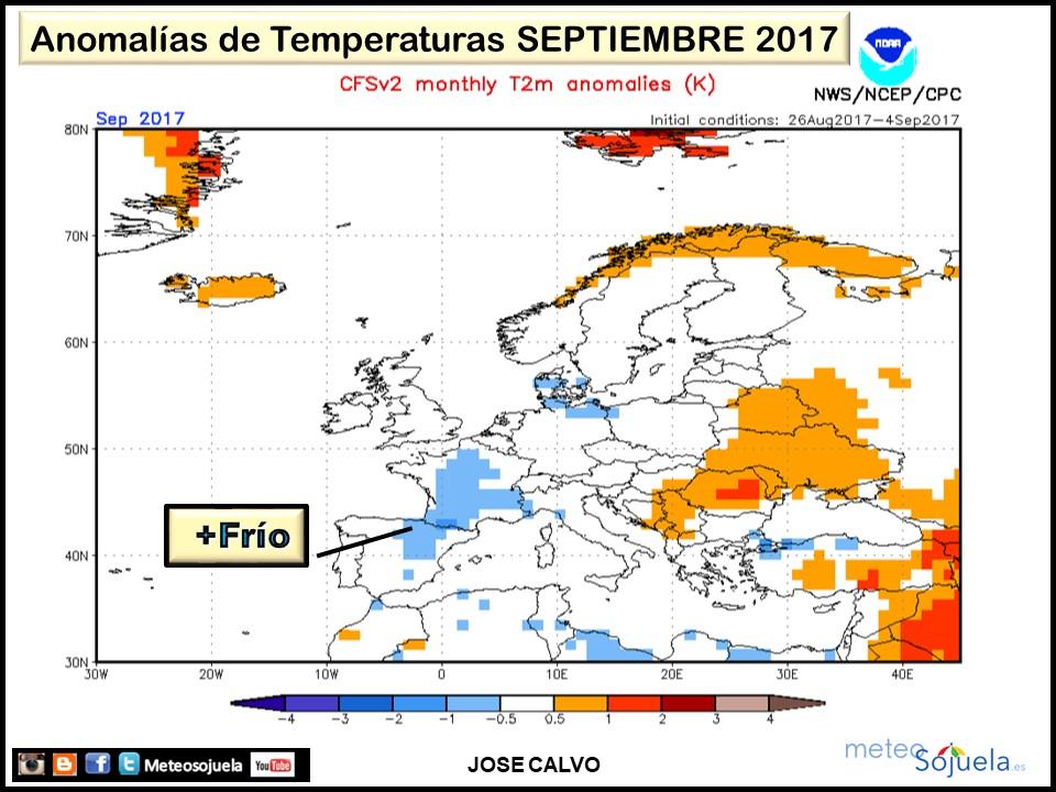 Anomalías septiembre,temperatura,tiempo,josecalvo,larioja,meteosojuela
