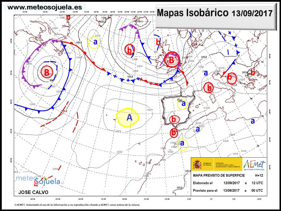 tiempo.larioja,josecalvo,meteo,meteosojuela,mapas isobaricos