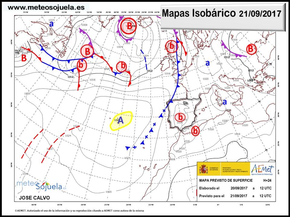 larioja,tiempo,meteo,josecalvo,meteosojuela,mapa isobarico