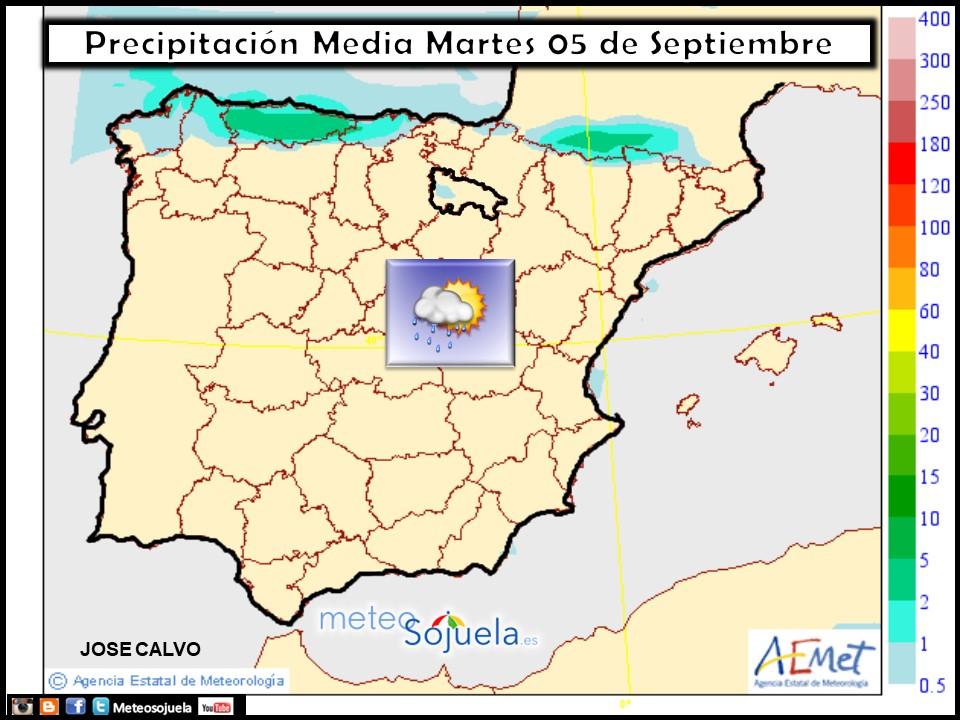tiempo,larioja,josecalvo,meteosojuela,mapa precipitacion