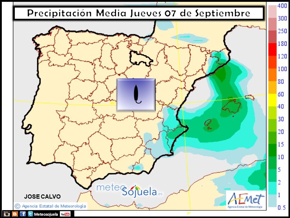 tiempo.larioja,josecalvo,meteosojuela,mapa precipitaciones
