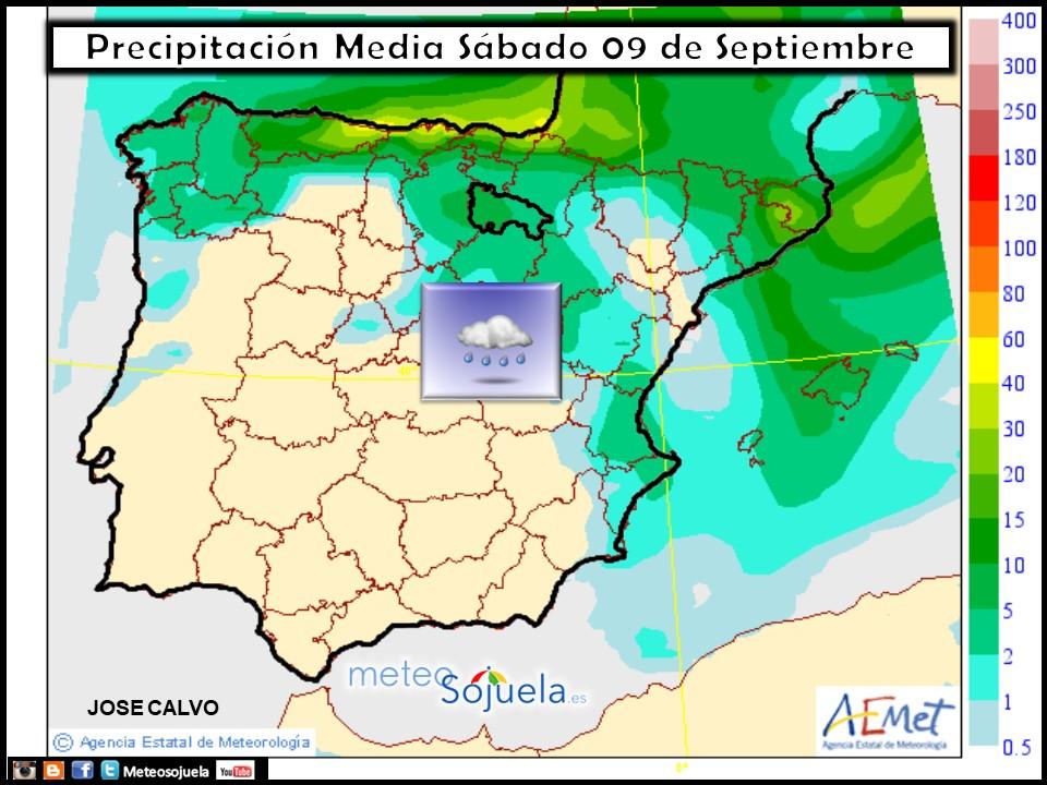 mapa precipitaciones, tiempo,larioja,josecalvo,meteosojuela