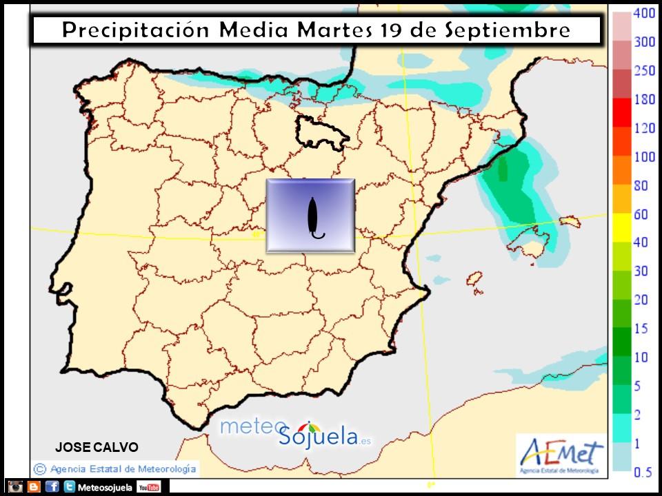 meteo,tiempo,larioja,josecalvo,meteosojuela,mapa precipitacion
