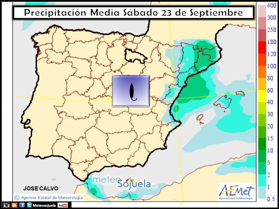 meteo,tiempo,josecalvo,meteosojuela,larioja, mapa precipitación