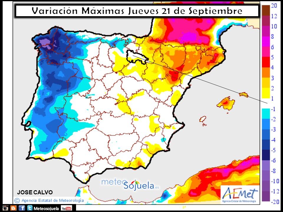 larioja,tiempo,meteo,josecalvo,meteosojuela,mapa temperatura