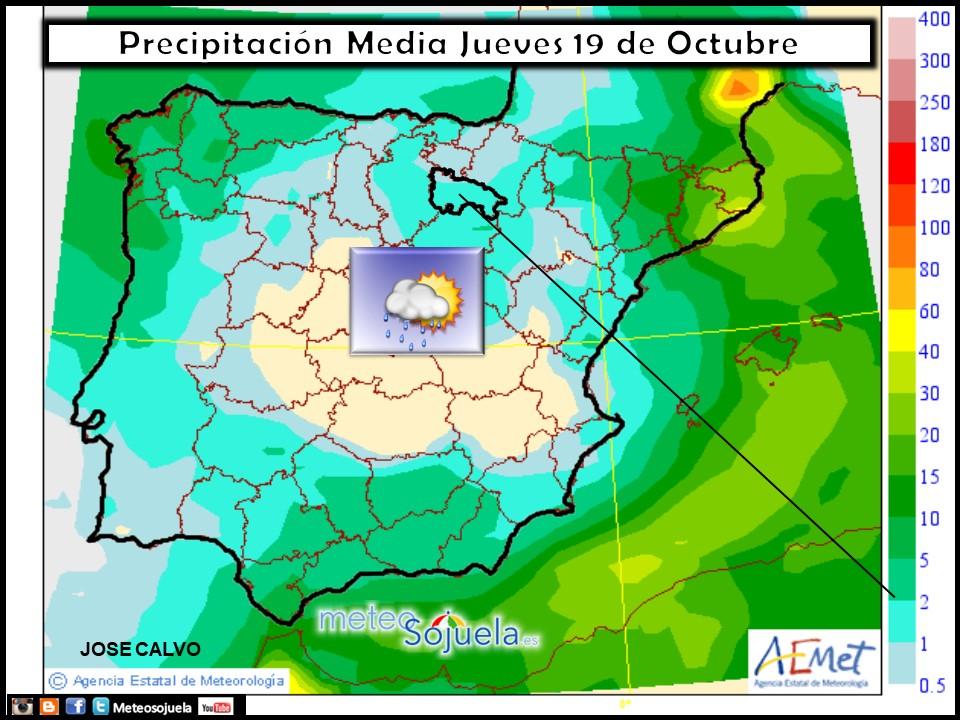 tiempo,larioja,hoy,logroño,meteo,meteosojuela,josecalvo, mapas precipitaciones
