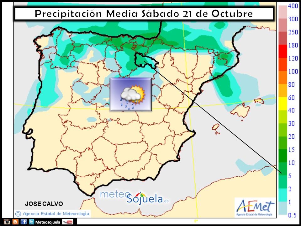 tiempo,larioja, josecalvo,meteosojuela,mapa precipitaciones