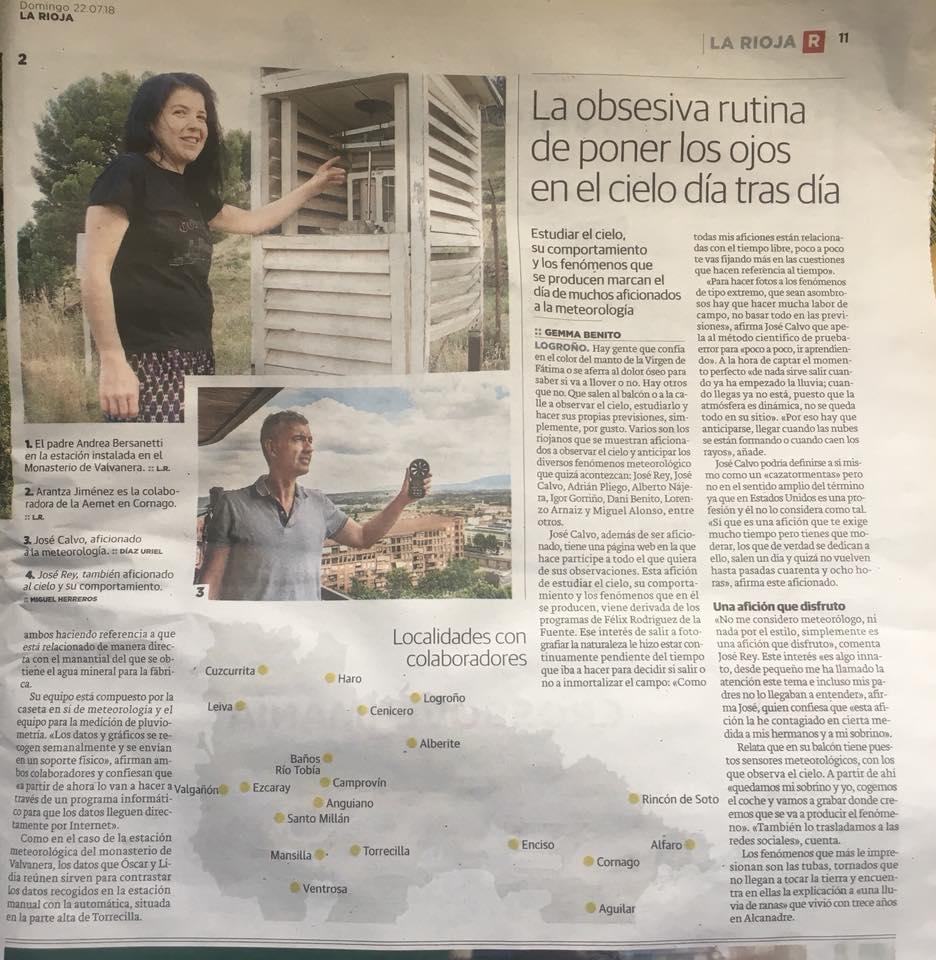 Artículo diario La Rioja 1