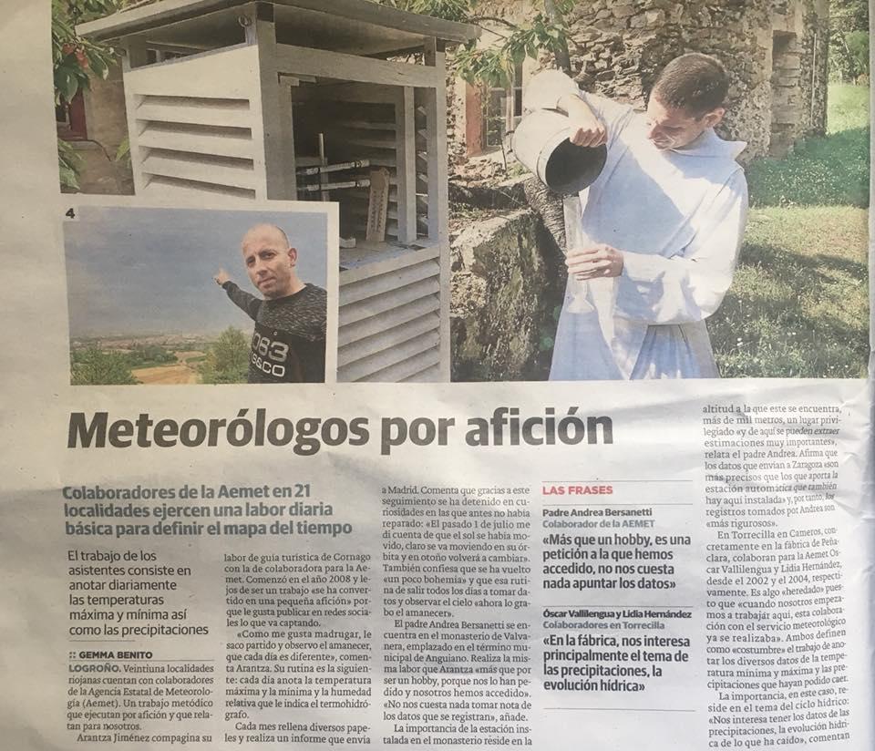 Articulo diario La Rioja