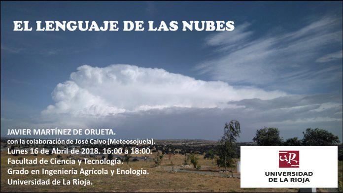 Charla Universidad el Lenguaje de las Nubes. Meteosojuela