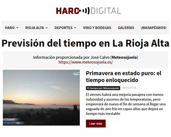 Portada harodigital.com