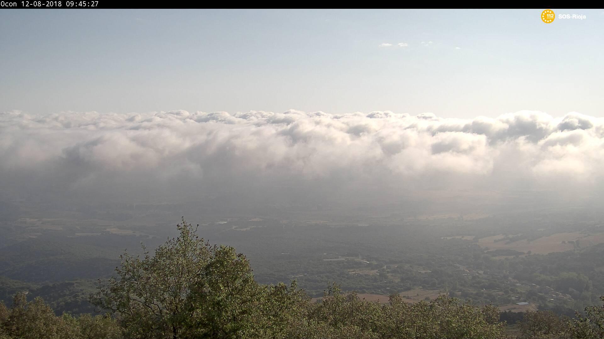 Imagen de las Web Cams de SOS Rioja. Meteosojuela