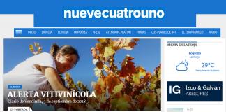 Portada nuevecuatrouno.com Meteosojuela