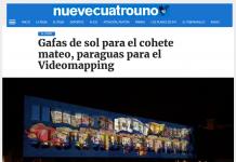 Portada del periódico digital larioja.com por Jose Calvo de Meteosojuela