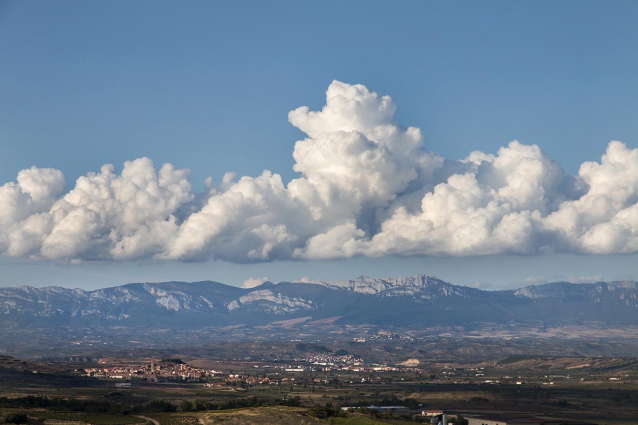 Cumulus Mediocris.Meteosojuela
