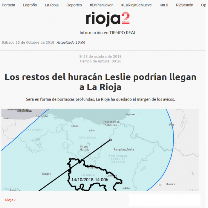 Noticia Rioja2.com.Meteosojuela