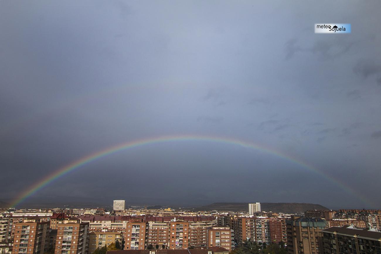 Arco Iris en Logroño . Meteosojuela IMG_1456ORIG1300CON
