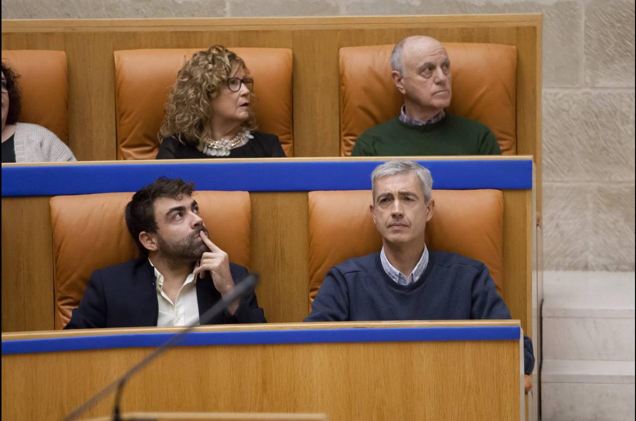 40 años 40 testimonios constitución parlamento riojano
