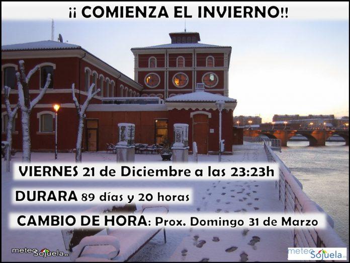 Invierno Logroño. Nieve Meteosojuela La Rioja