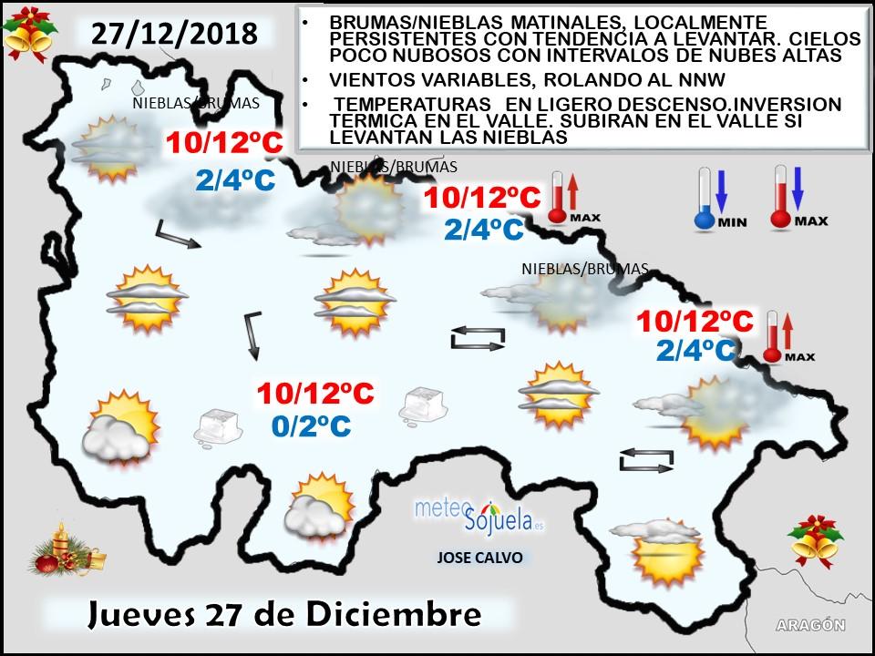 Animación nieblas Meteosojuela La Rioja Jose Calvo