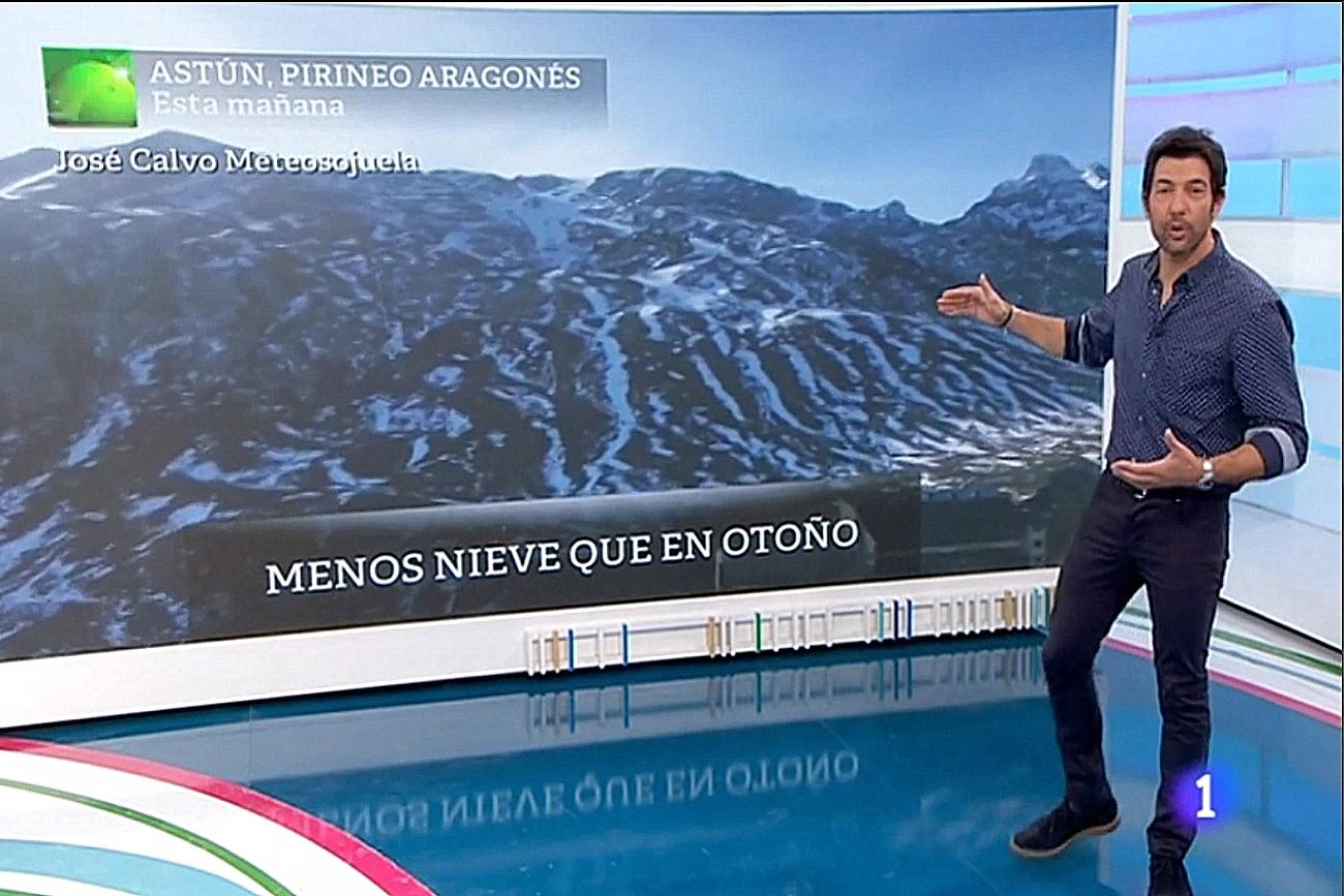 Pirineo. Candanchú. Aquí la Tierra. Meteosojuela La Rioja Jose Calvo