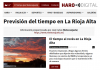Portada Harodigital.com Meteosojuela. La Rioja