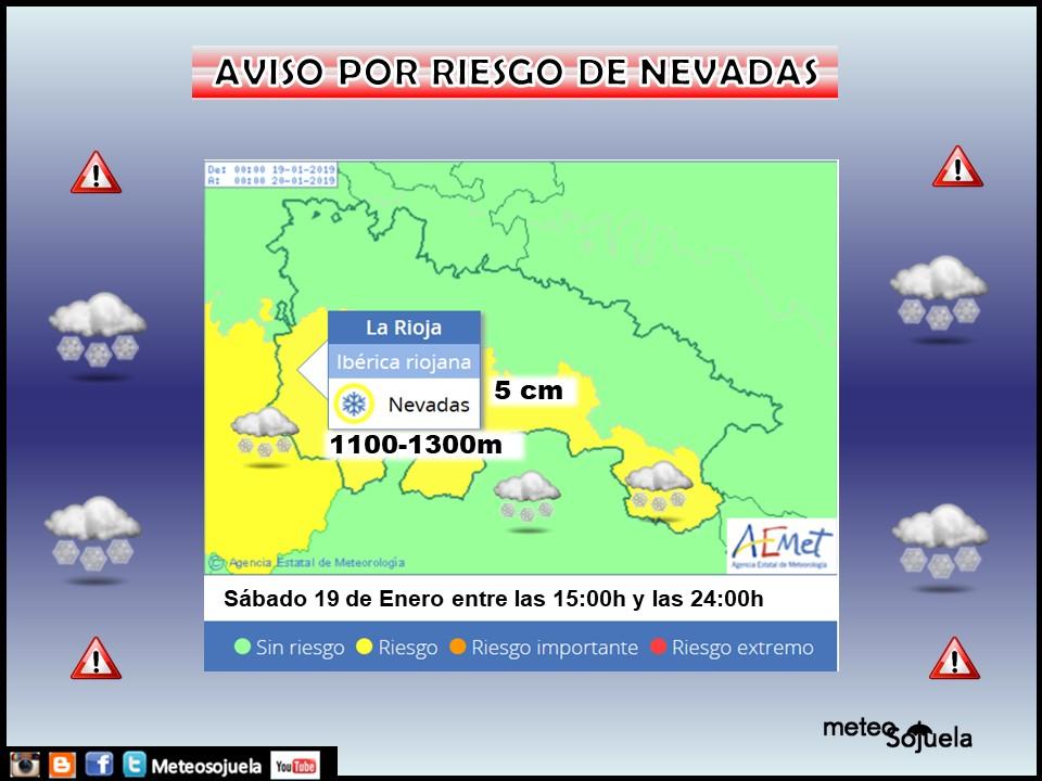.- Por Nieve en la Ibérica Sábado