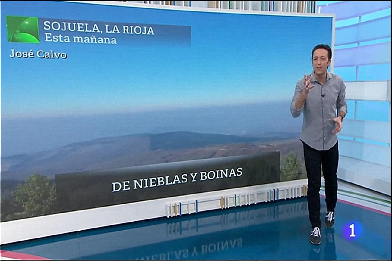Inversión Térmica. Aquí la Tierra. Meteosojuela La Rioja. 1601