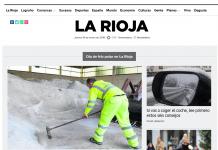 Portada Larioja.com 10012019 Meteosojuela La Rioja