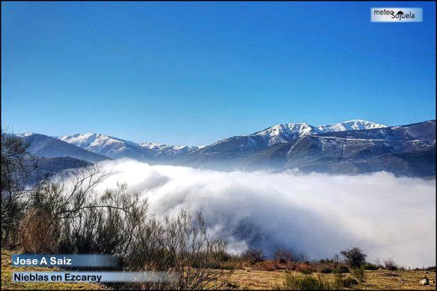 Jose A . Nieblas en el valle