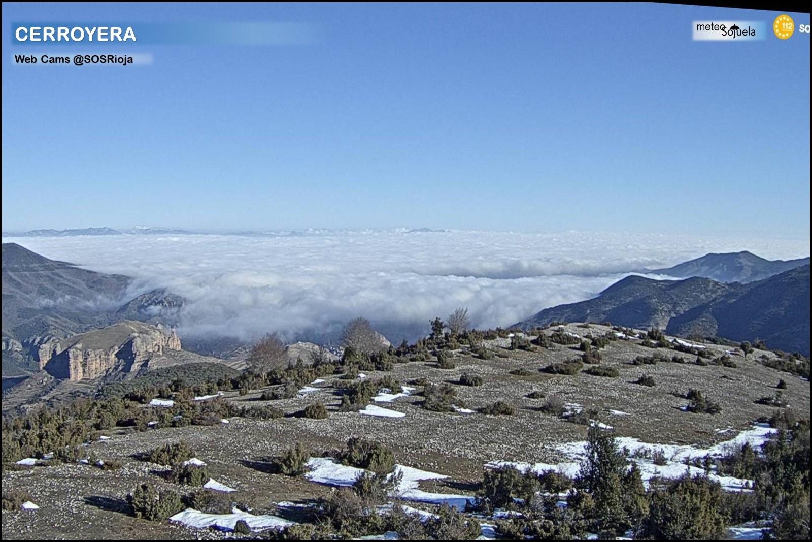 Nieblas estacion SOS Rioja Alfaro. Meteosojuela