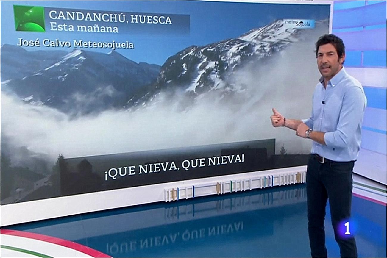 Nieblas Candanchú. Aquí la Tierra. Meteosojuela 1703